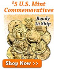 $5 U.S. Mint Commmemoratives