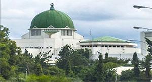 Nigeria's Capitol Building