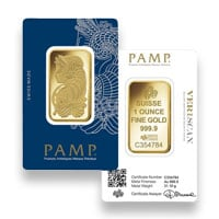 Buy Gold PAMP Suisse