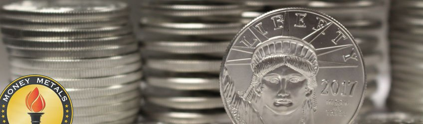 Platinum Coins for Sale | Buy Platinum Coins | Money Metals