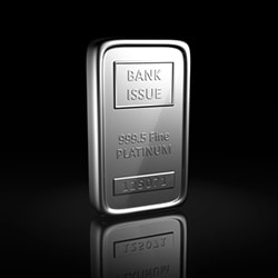 Platinum outshines gold and silver
