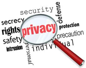 Privacy, Rights, Secrecy