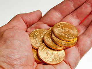 gold silver storage