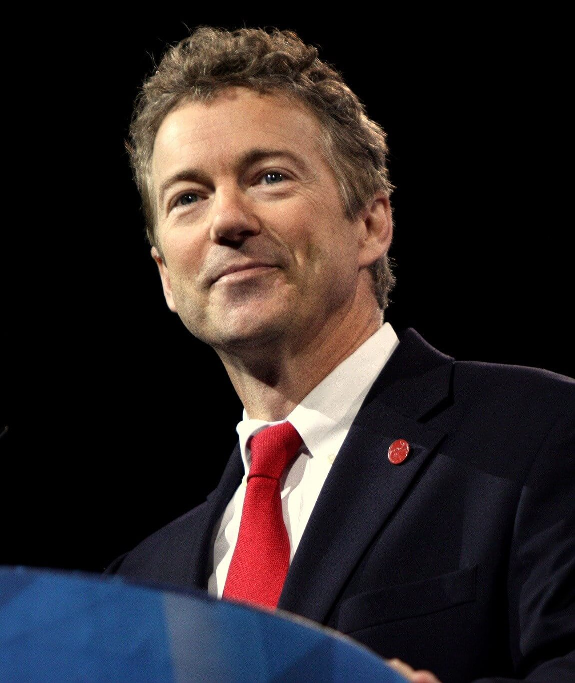 Senator Rand Paul sponsors the bill