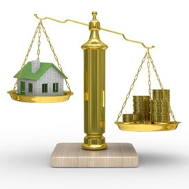 Investing in real estate vs investing in physical bullion