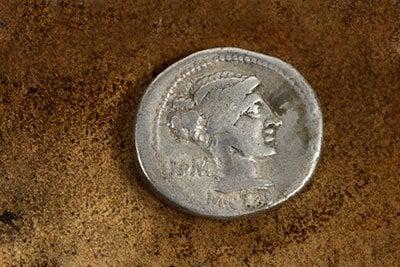 Roman Historic Silver Coin