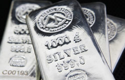 Sell silver bars at the right time