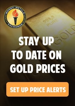 Set Gold Price Alert