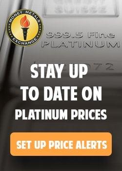 Set Gold Price Alert