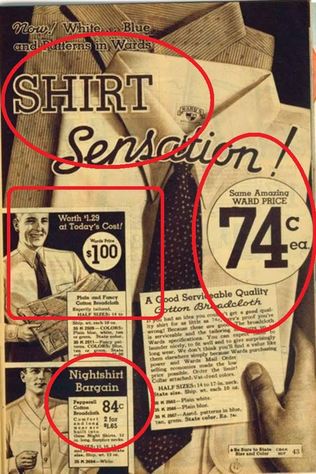 Shirt Sensation