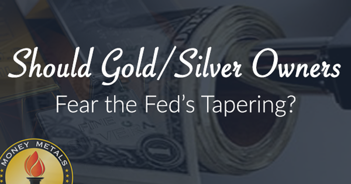 "The Fed's ""Tapering"" Is Not What You Thought"