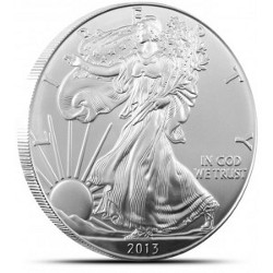 High demand for silver eagle coins