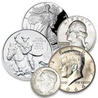 Buy Silver Fractionals