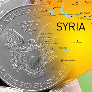 Silver Prices and Syria Attacks