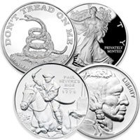Buy Silver Rounds