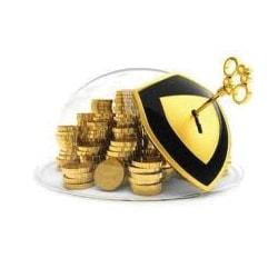 Slabbed coins