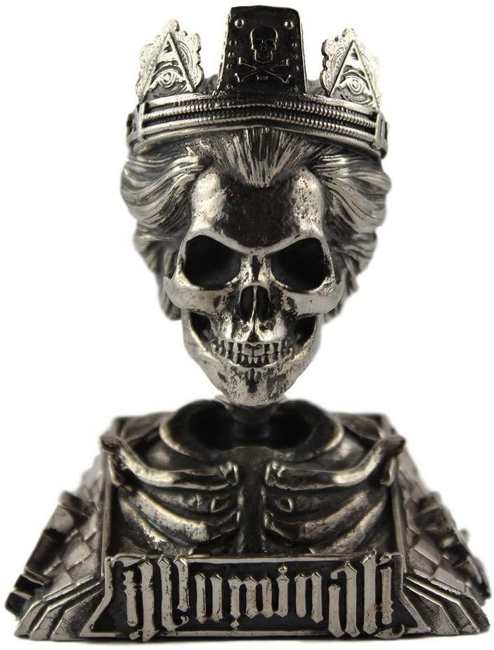 2016 The Slave Queen Statue - 684 grams of .925 Silver