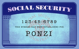 Social Security Ponzi Scheme