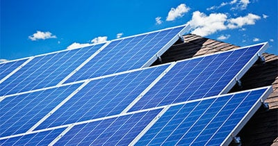 Solar panels - uses of silver