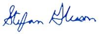 Stefan Gleason Signature