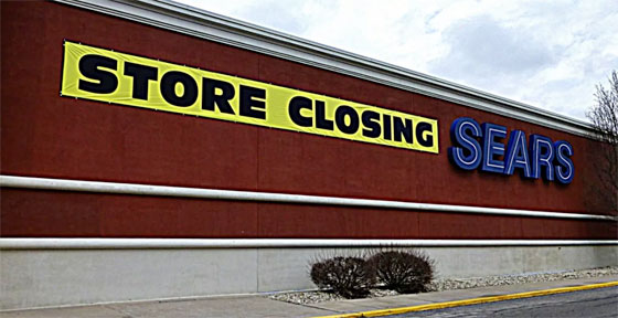 Store Closings - Sears