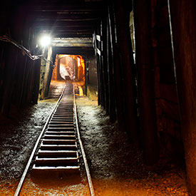 surging mining stocks