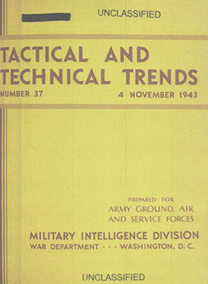 Tactical and Technical Trends