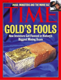 Time: gold's fools magazine