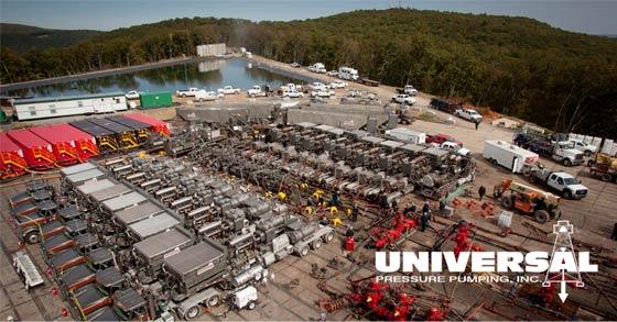Universal Pressure Pumping Inc.