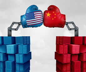 U.S. and China Trade Wars