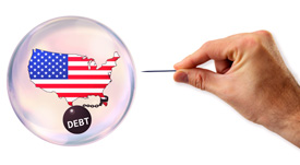 U.S. Debt bubble