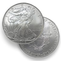 Buy Silver US Mint Eagles