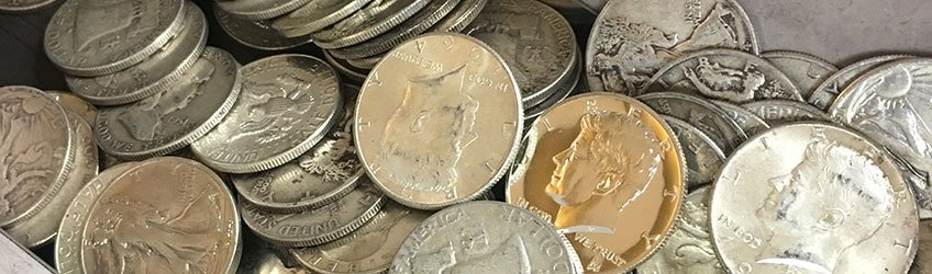 US Silver Coins from Money Metals Exchange