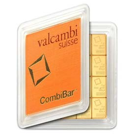 20 Gram Gold Bar (Valcambi Suisse)