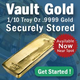 Vault Gold | Get Started!
