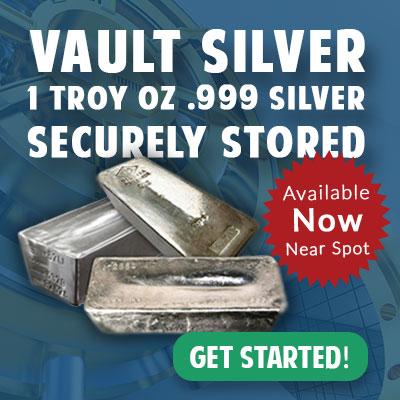 Vault Silver