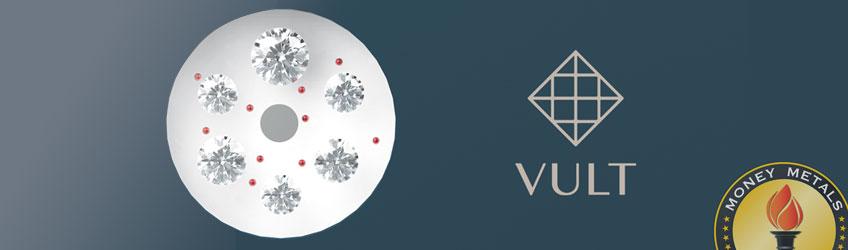 VULT Certified Diamonds from Money Metals Exchange