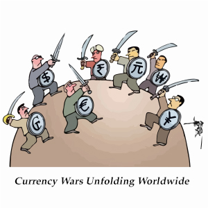 Worldwide Currency Wars