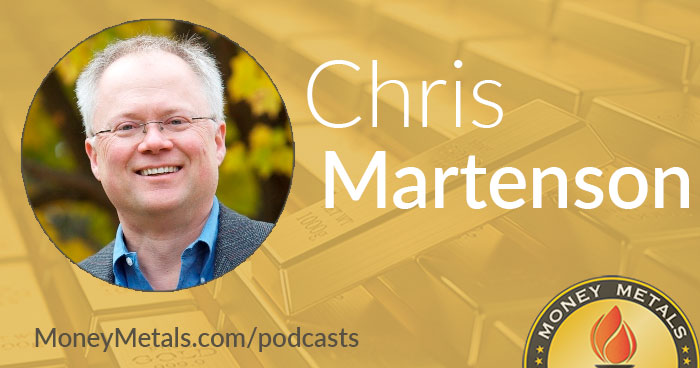 Inflation Rising; Chris Martenson Warns: Markets Are Making Faulty Assumptions