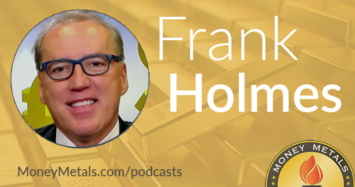 Could Americans with Unapproved Opinions Be Financially 'De-platformed'?; Frank Holmes: Gold Stocks, Gold, and Silver Are Great Buys Now