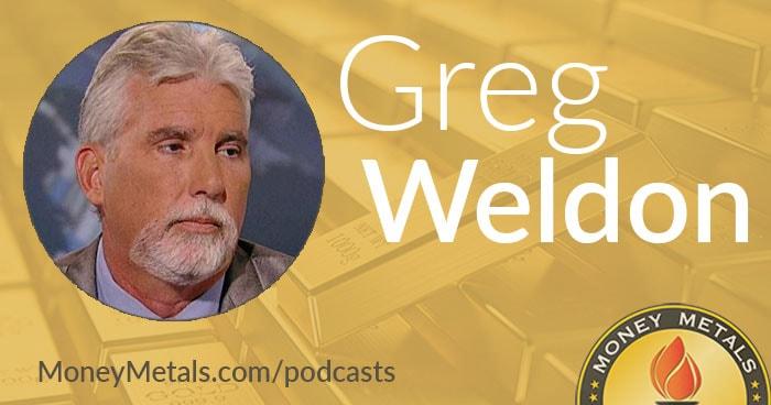 Stock Market Dive, Whack Dollar; Greg Weldon Forecast